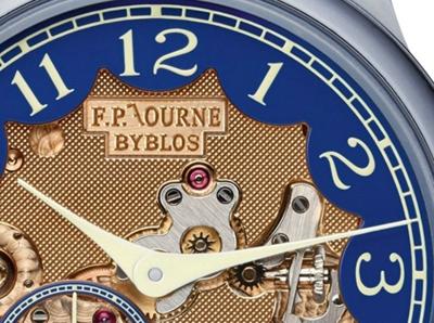 F.P.Journe 发布「Byblos」限量版腕表 行业资讯 第2张