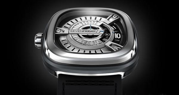 Sevenfriday 全新M系列机械腕表问世 热点动态 第3张