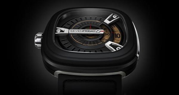 Sevenfriday 全新M系列机械腕表问世 热点动态 第4张