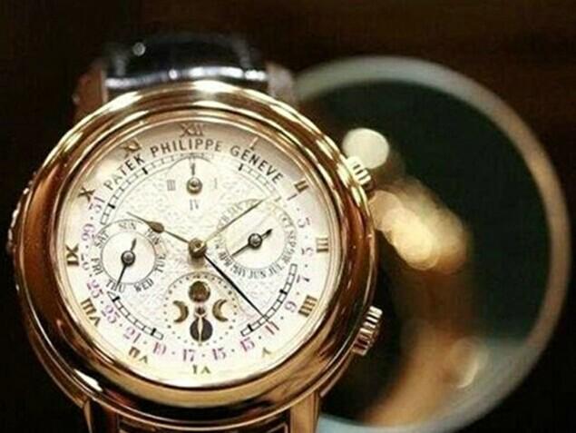 手表进水后的几种处理方法 收藏保养