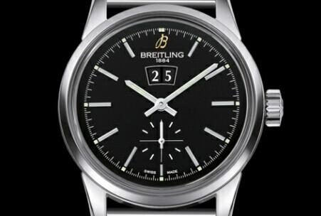 Breitling 百年灵推出全新越洋38腕表 行业资讯