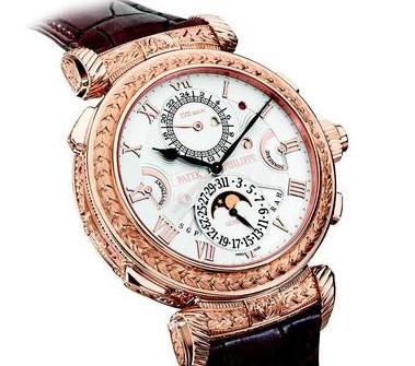 百达翡丽175周年大师弦音腕表