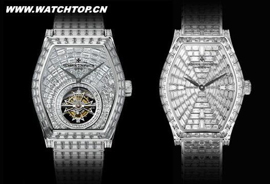 江诗丹顿Malte系列推出两款全新高级珠宝款式腕表