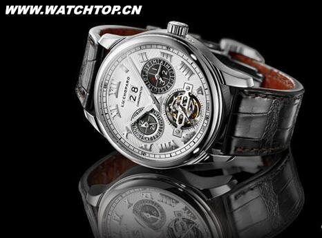 萧邦推出全新2015 L.U.C Perpetual T铂金款腕表