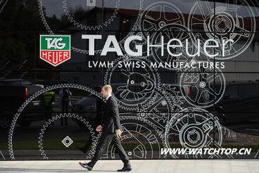 瑞士表商TAG Heuer联合Intel和Google打造智能手表