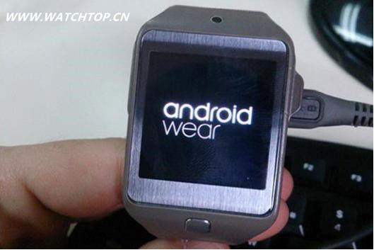 三星Gear 2智能手表也能运行Android Wear了