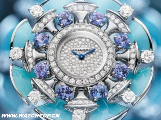 美轮美奂珠宝腕表:让女人都惊艳的手表 热点动态 第1张