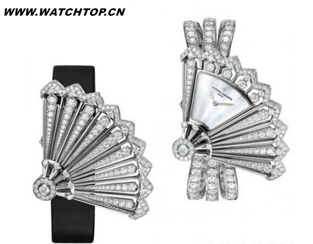 美轮美奂珠宝腕表:让女人都惊艳的手表 热点动态 第6张