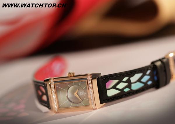 时尚腕表的碰撞 积家Reverso翻转系列腕表惊喜呈现 热点动态 第4张
