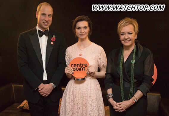 Chopard联合总裁出席英威廉王子主持的慈善晚宴