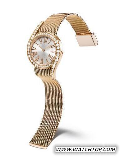 手表还是手链?手镯手链表搭出的多变造型 潮流导购 第3张