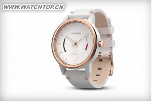 佳明发布Vivomove智能腕表 电池能用一年