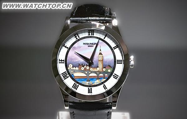 百达翡丽特别版手表伦敦展览回顾