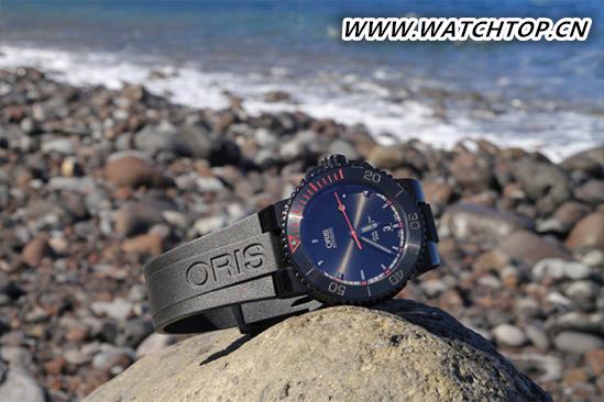 对大自然的承诺 豪利时发布EI Hierro限量版潜水腕表