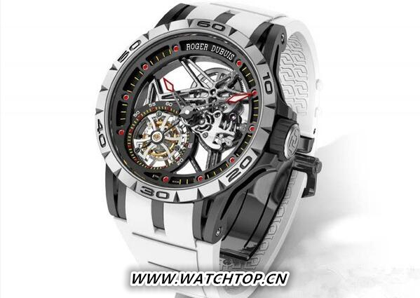 罗杰杜彼推出全新Excalibur Spider镂空飞行陀飞轮纽约精品店限量版腕表
