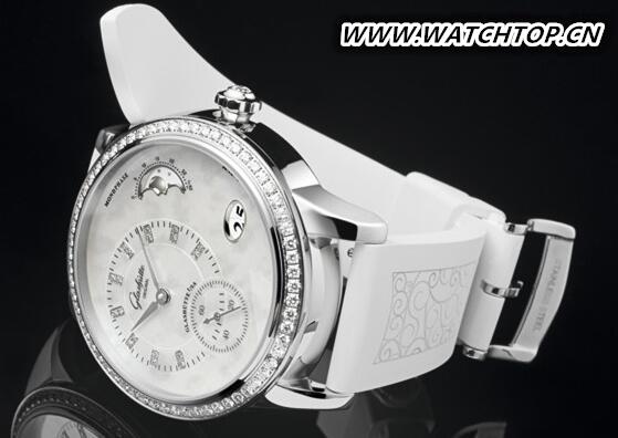 格拉苏蒂原创推出全新灵雀系列腕表
