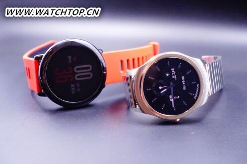 均衡与专注之争 Ticwatch二代对比华米Amazfit运动手表