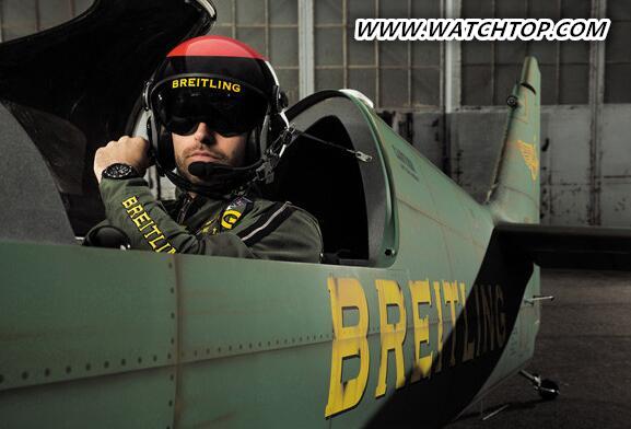 Breitling(百年灵)推出全新挑战者系列腕表