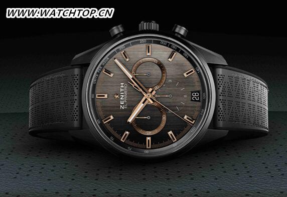 Zenith携手路虎推出全新星速揽胜星脉特别款腕表