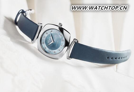 格拉苏蒂原创再推新款灵雀系列腕表