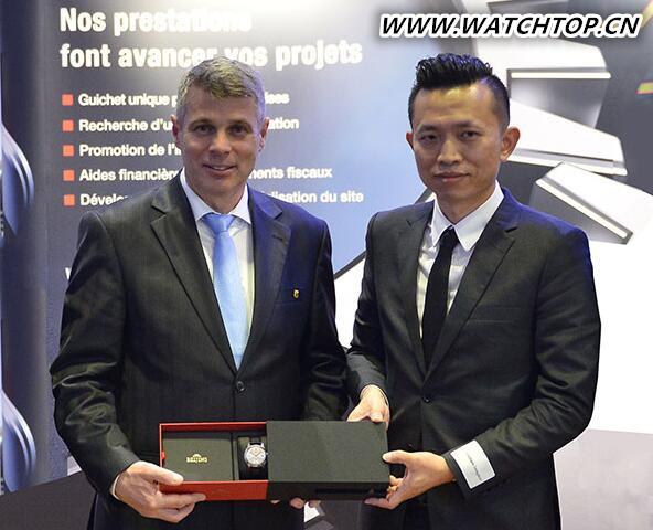北京名表品牌携手伯尔尼州长推出全新系列腕表