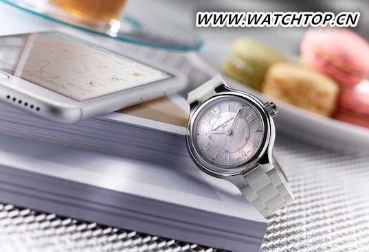 康斯登传统瑞士制智能腕表