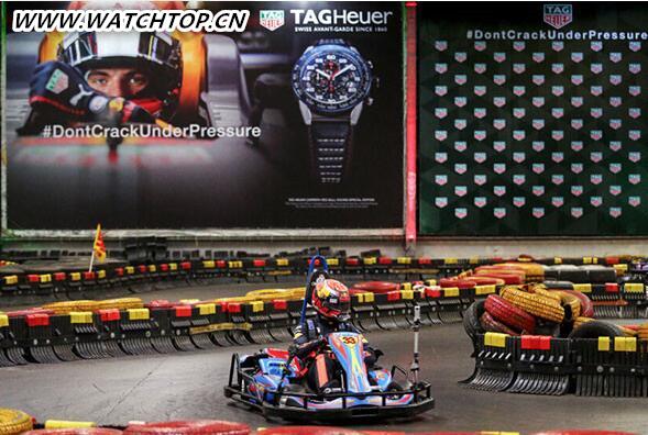TAG Heuer推出全新卡莱拉系列红牛车队特别款腕表