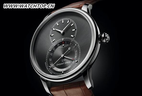Jaquet Droz推出两款全新日期显示大秒针腕表