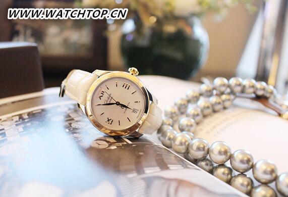 格拉苏蒂原创推出雅致Lady Serenade小夜曲系列腕表