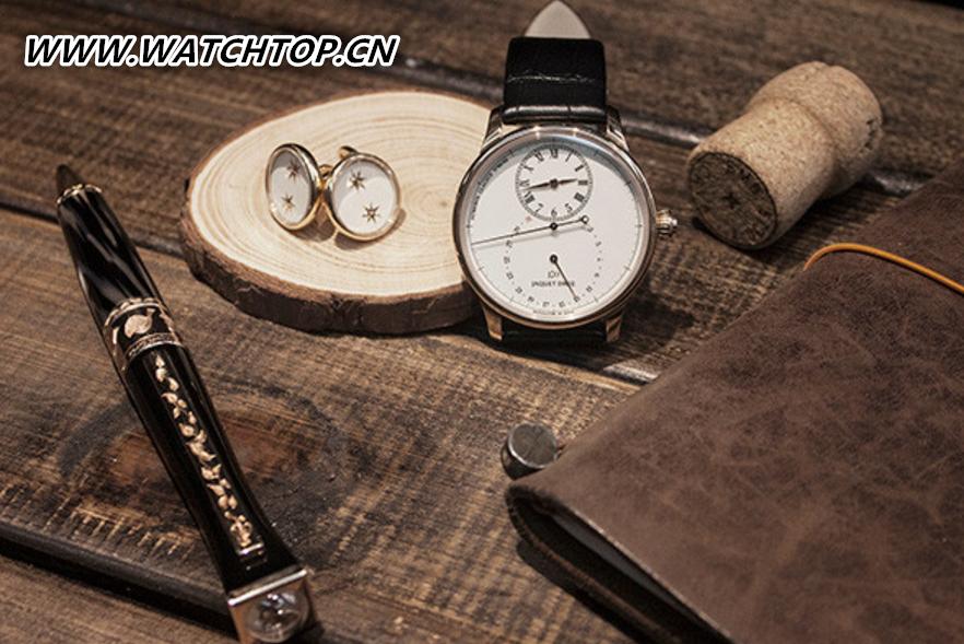 雅克德罗推出全新父亲节定制个性化表盘腕表