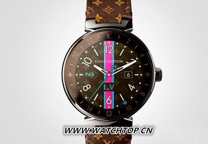 路易威登推出全新智能腕表 是否与你期待的一样?