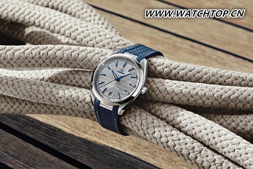 欧米茄推出全新海马系列Aqua Terra腕表