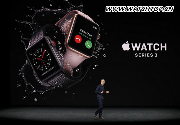 苹果新手表能打电话了:可插SIM卡,首次加入内置网络功能