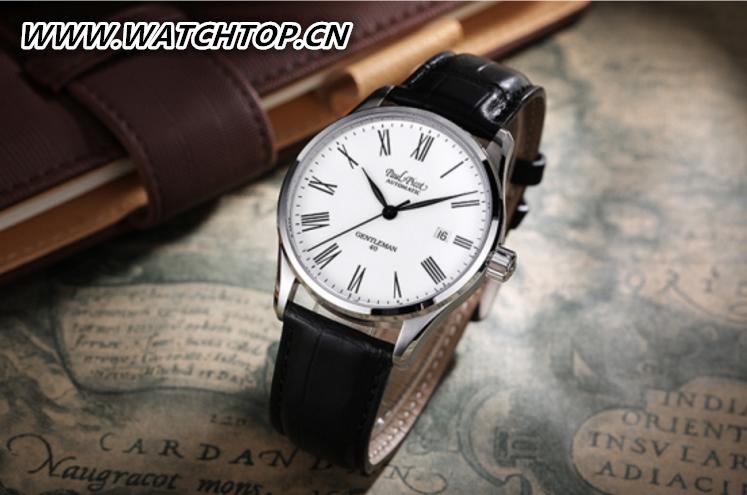 """瑞士柏高""""Gentleman"""",一款为绅士而生的腕表"""