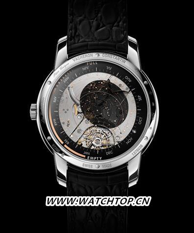 江诗丹顿天体超卓复杂3600腕表获最佳机械创新腕表奖 新表预览 第3张