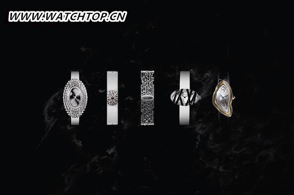 Cartier推出全新Libre系列珠宝腕表 散发简约美感 新表预览 第1张
