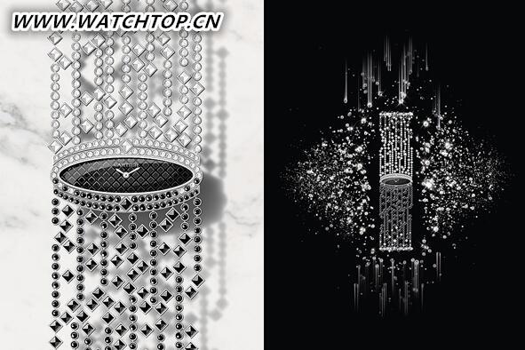 Cartier推出全新Libre系列珠宝腕表 散发简约美感 新表预览 第2张