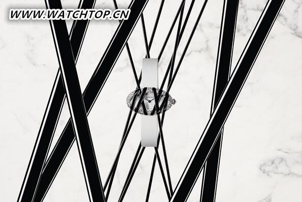 Cartier推出全新Libre系列珠宝腕表 散发简约美感 新表预览 第5张