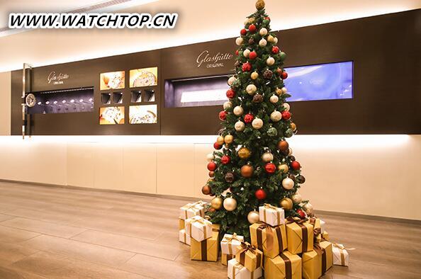 格拉苏蒂原创携手北京APM广场启动德累斯顿圣诞集市活动