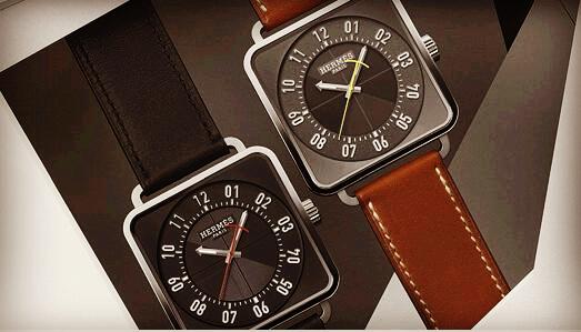 Hermès(爱马仕)创造各式腕表 以精湛手工艺打造而成 新表预览 第1张