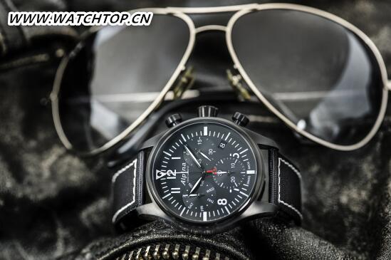 2018年巴塞尔世界钟表博览会预展 Startimer飞行员计时石英腕表