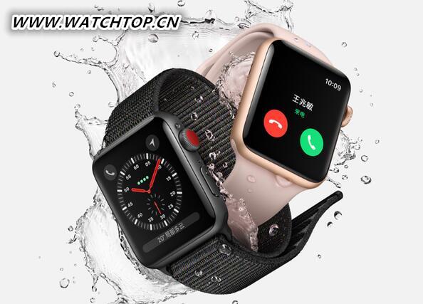 苹果手表亮点:支持中国联通eSIM国内六城将能用 智能手表