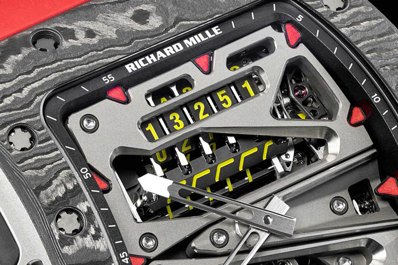 RM 70-01 Tourbillon Alain Prost 名表赏析 第2张