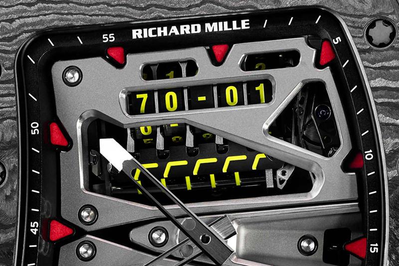 RM 70-01 Tourbillon Alain Prost 名表赏析 第4张