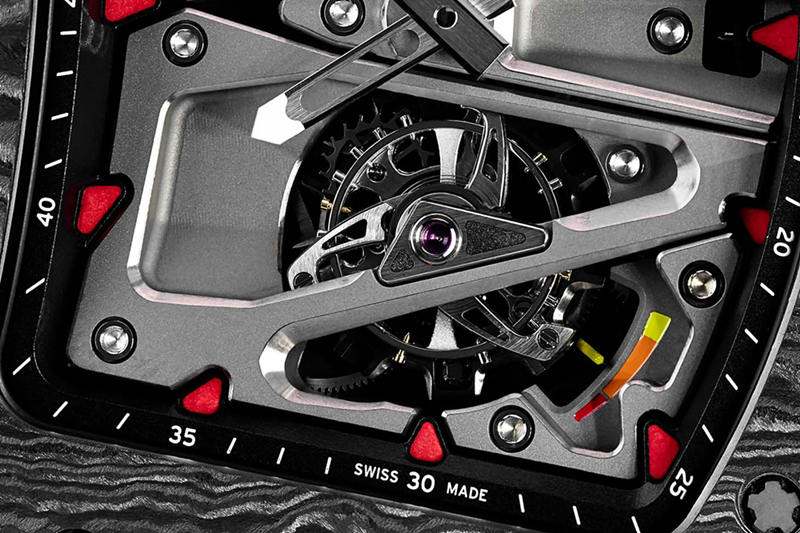 RM 70-01 Tourbillon Alain Prost 名表赏析 第5张