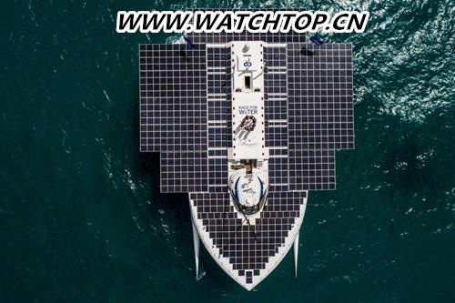 宝玑携手海洋保护基金会 全新海洋卫士号恢弘航行