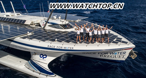 宝玑携手海洋保护基金会 全新海洋卫士号恢弘航行 热点动态 第2张