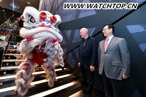 TAG Heuer泰格豪雅荣耀发布中国探月特别款腕表 新表预览 第1张