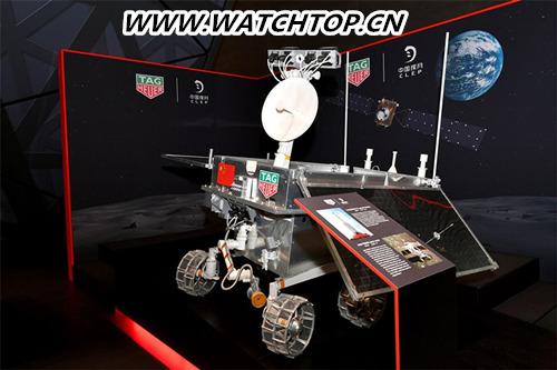 TAG Heuer泰格豪雅荣耀发布中国探月特别款腕表 新表预览 第7张