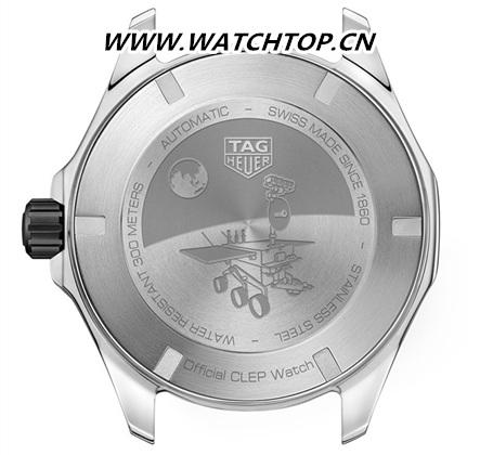 TAG Heuer泰格豪雅荣耀发布中国探月特别款腕表 新表预览 第11张